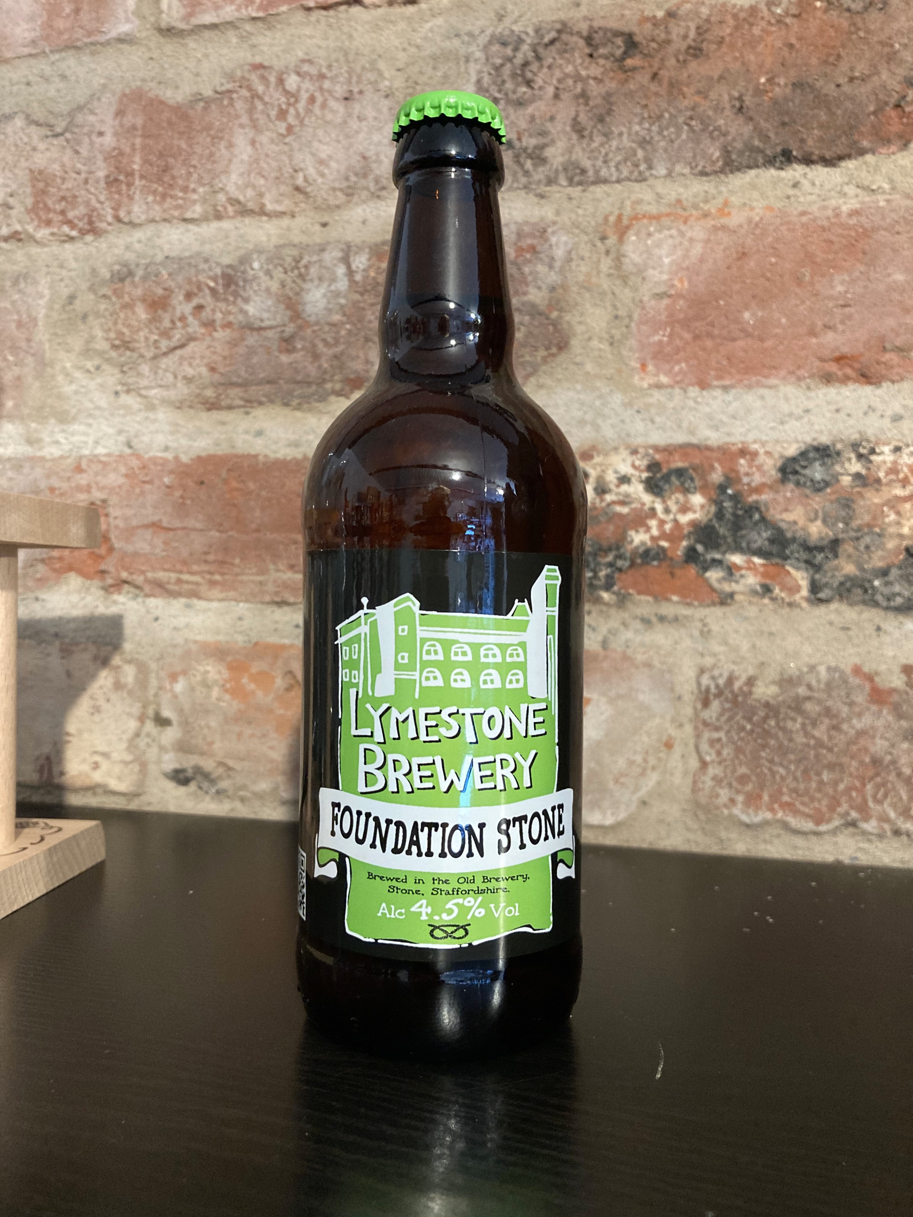 Local Staffordshire Beer