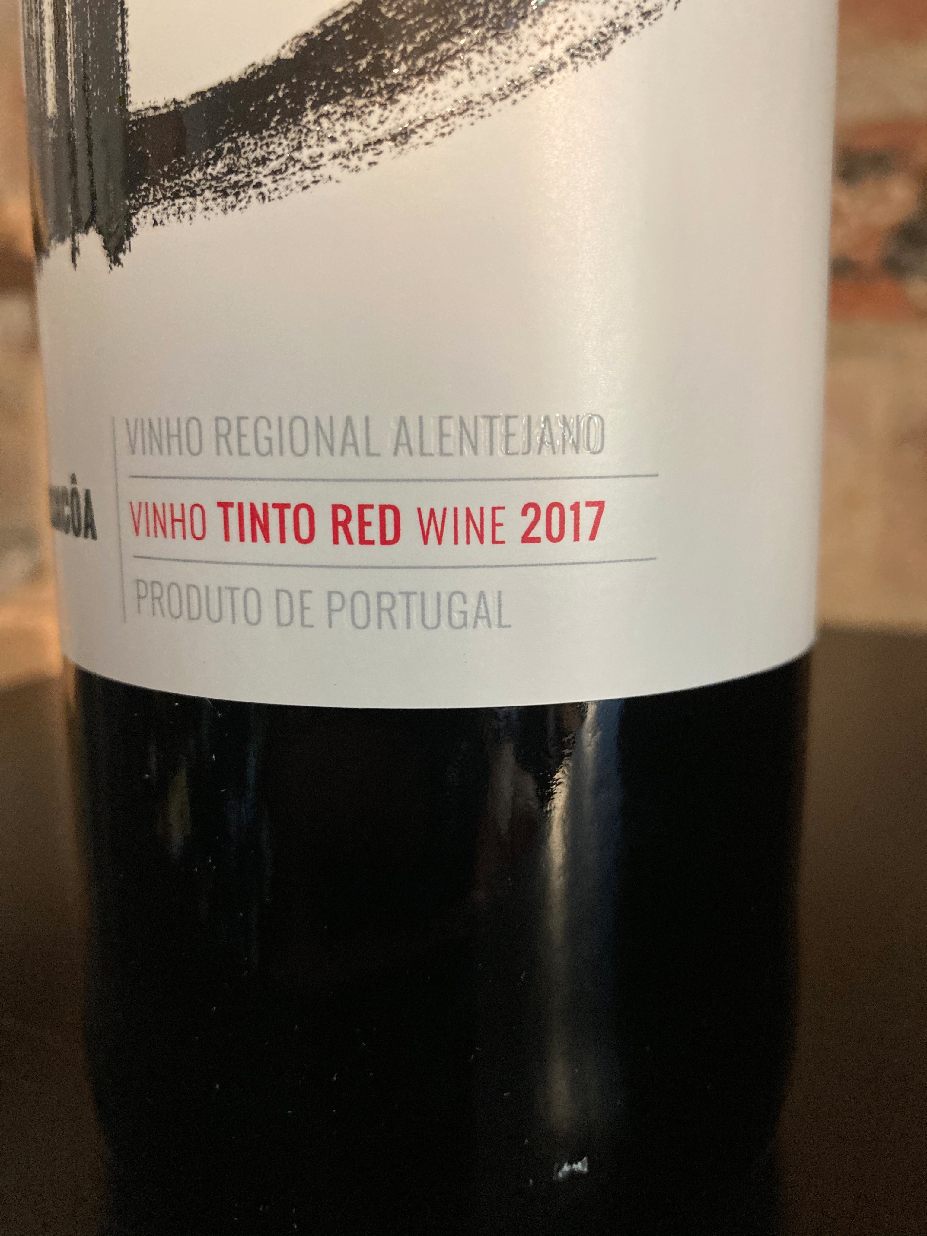 Portugese Red Wine