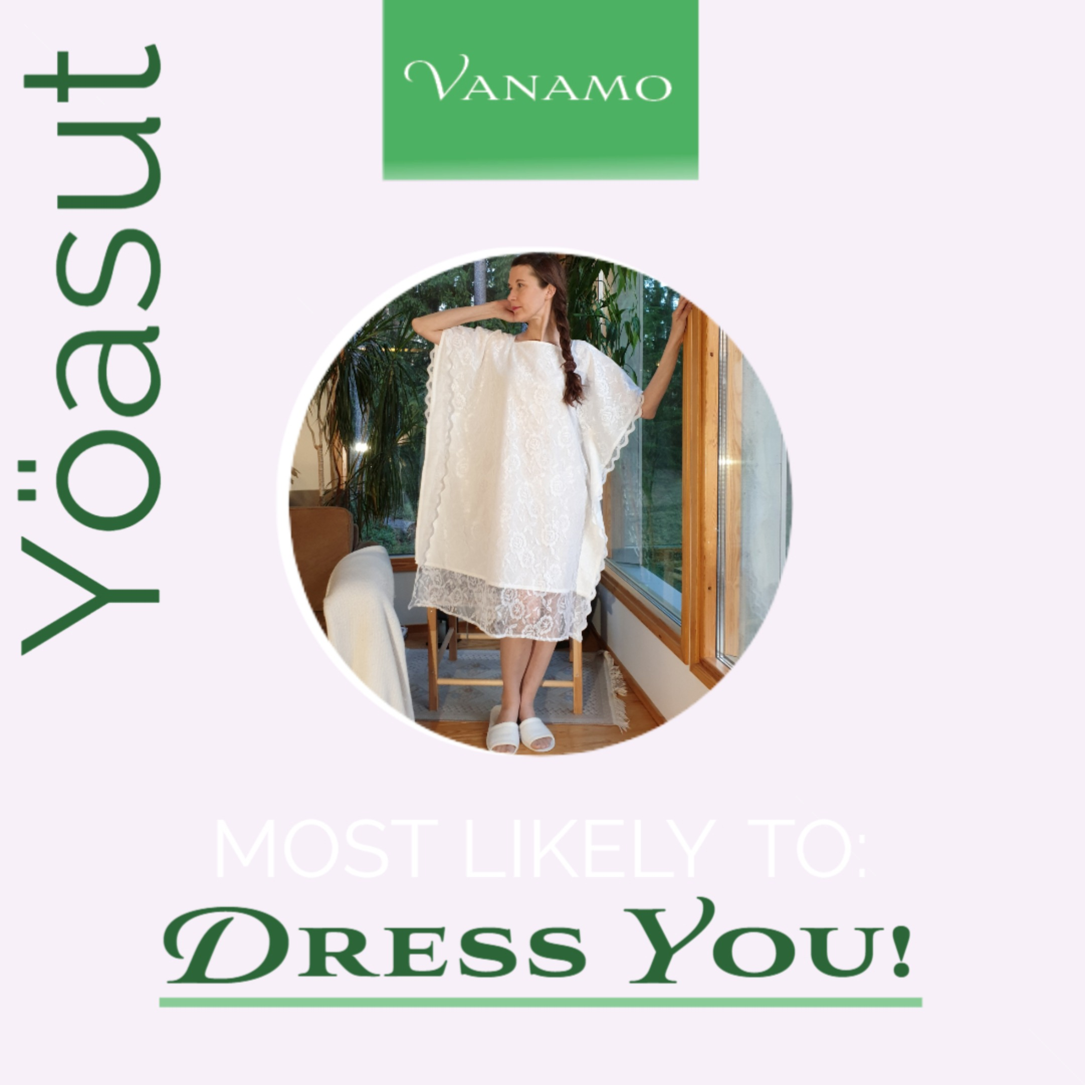 Vanamo - Night dresses