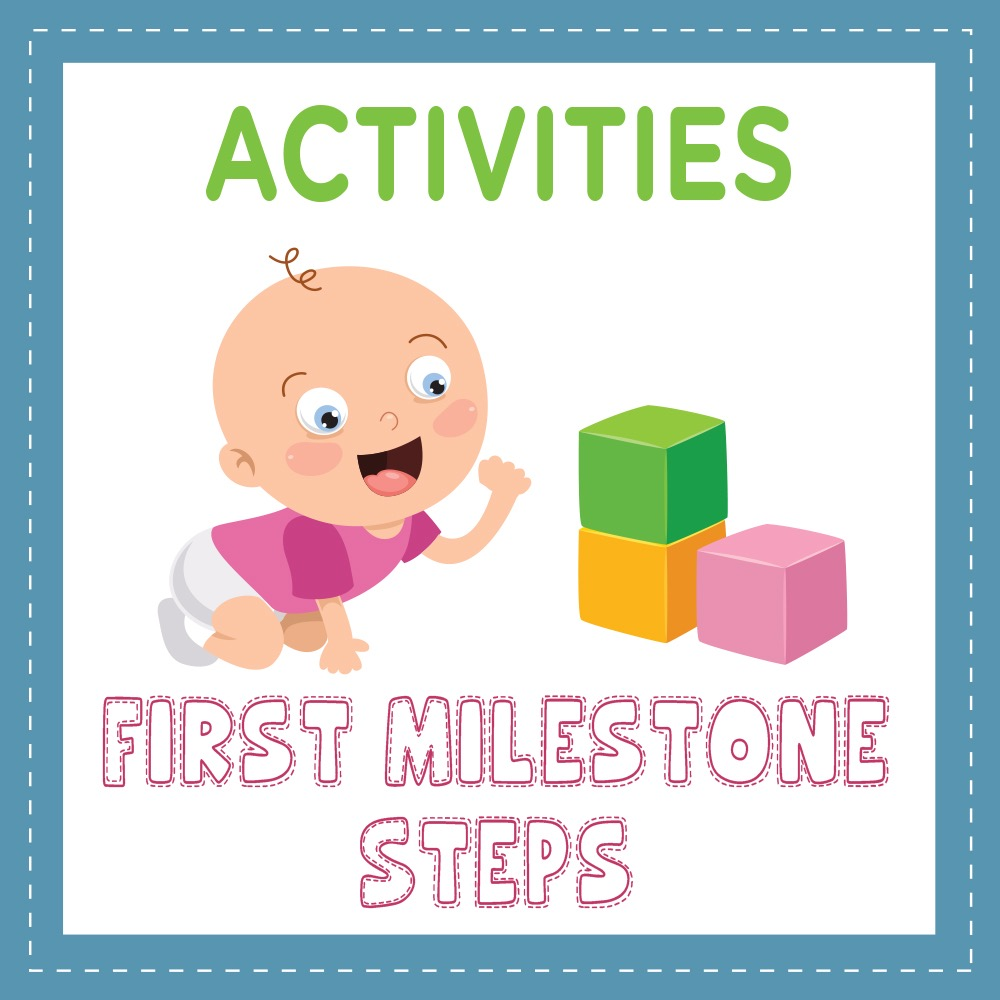 First Milestone Steps