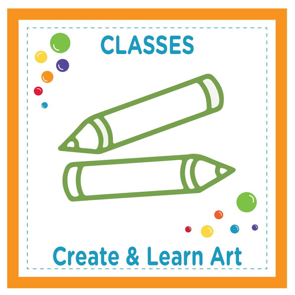 Create & Learn Art Class