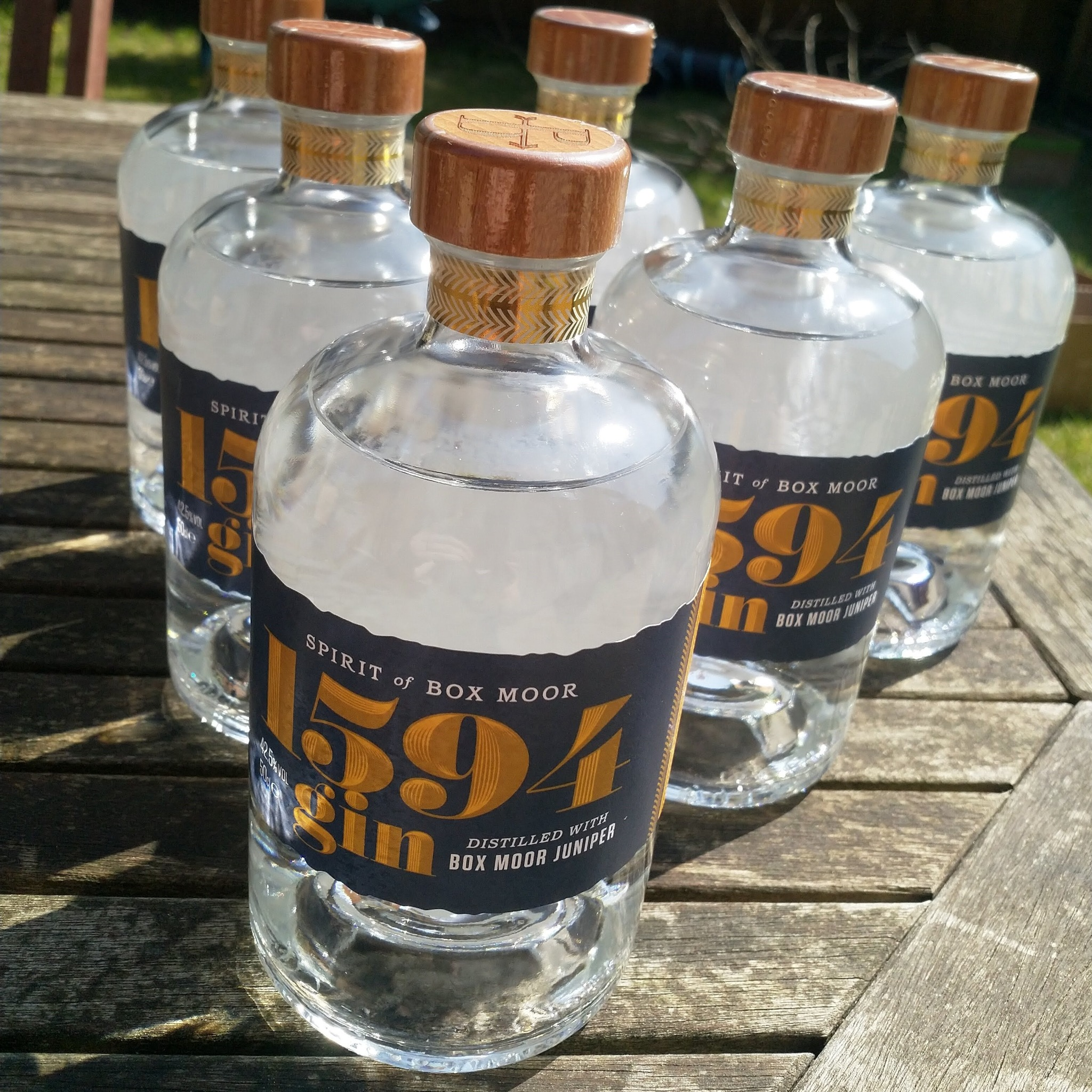 Puddingstone distillery (gin)