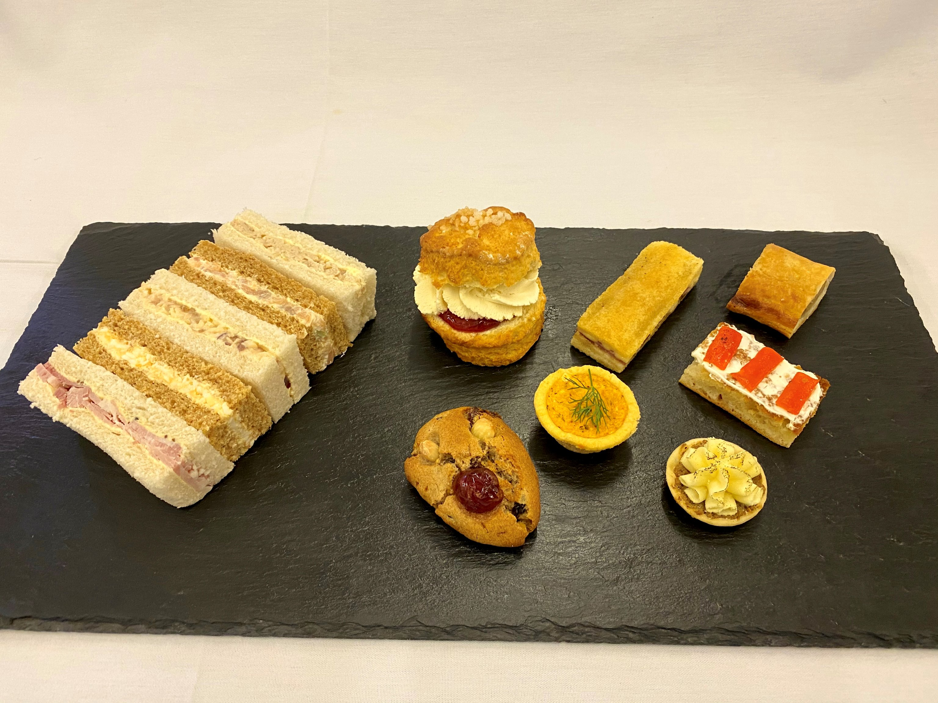 C. Savoury Afternoon Tea