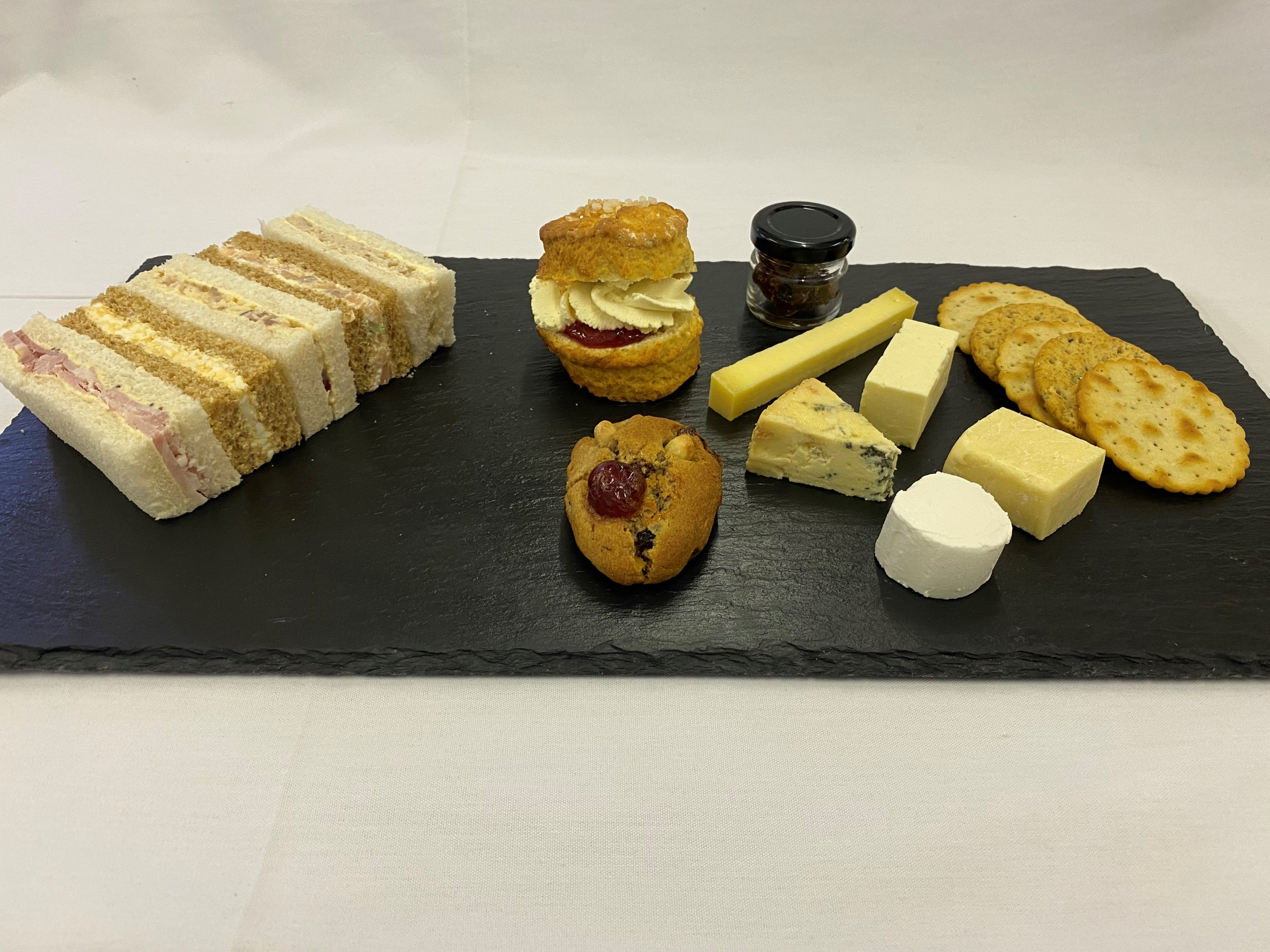 B. Cheeseboard Afternoon Tea