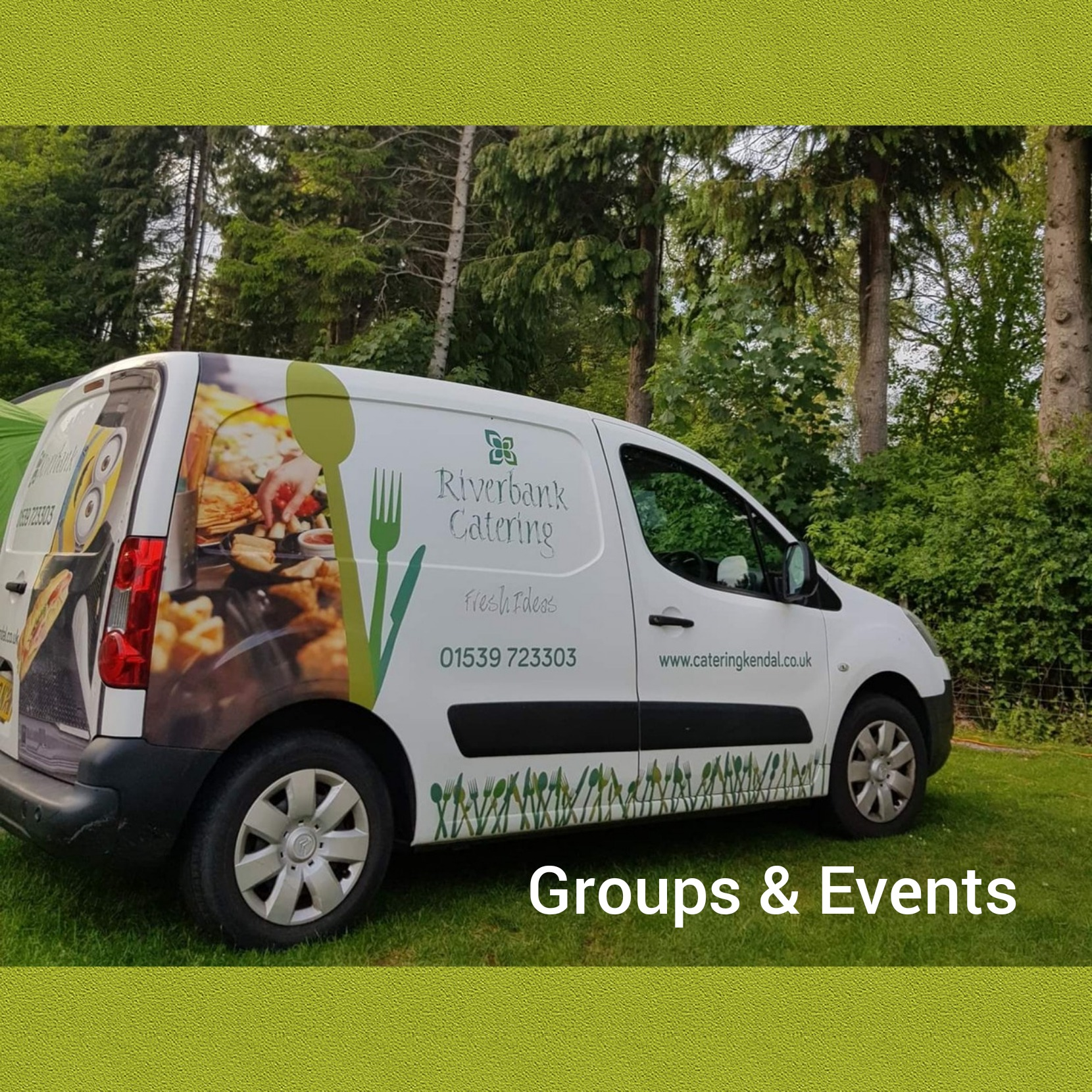 Groups & Events