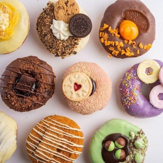 Planet Doughnut COLLECTION ONLY THURSDAY 24th JUNE