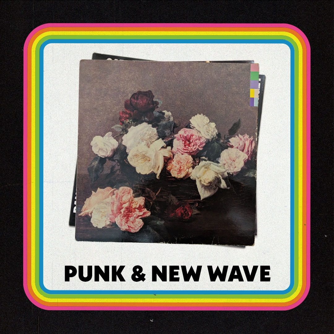 Punk & New Wave