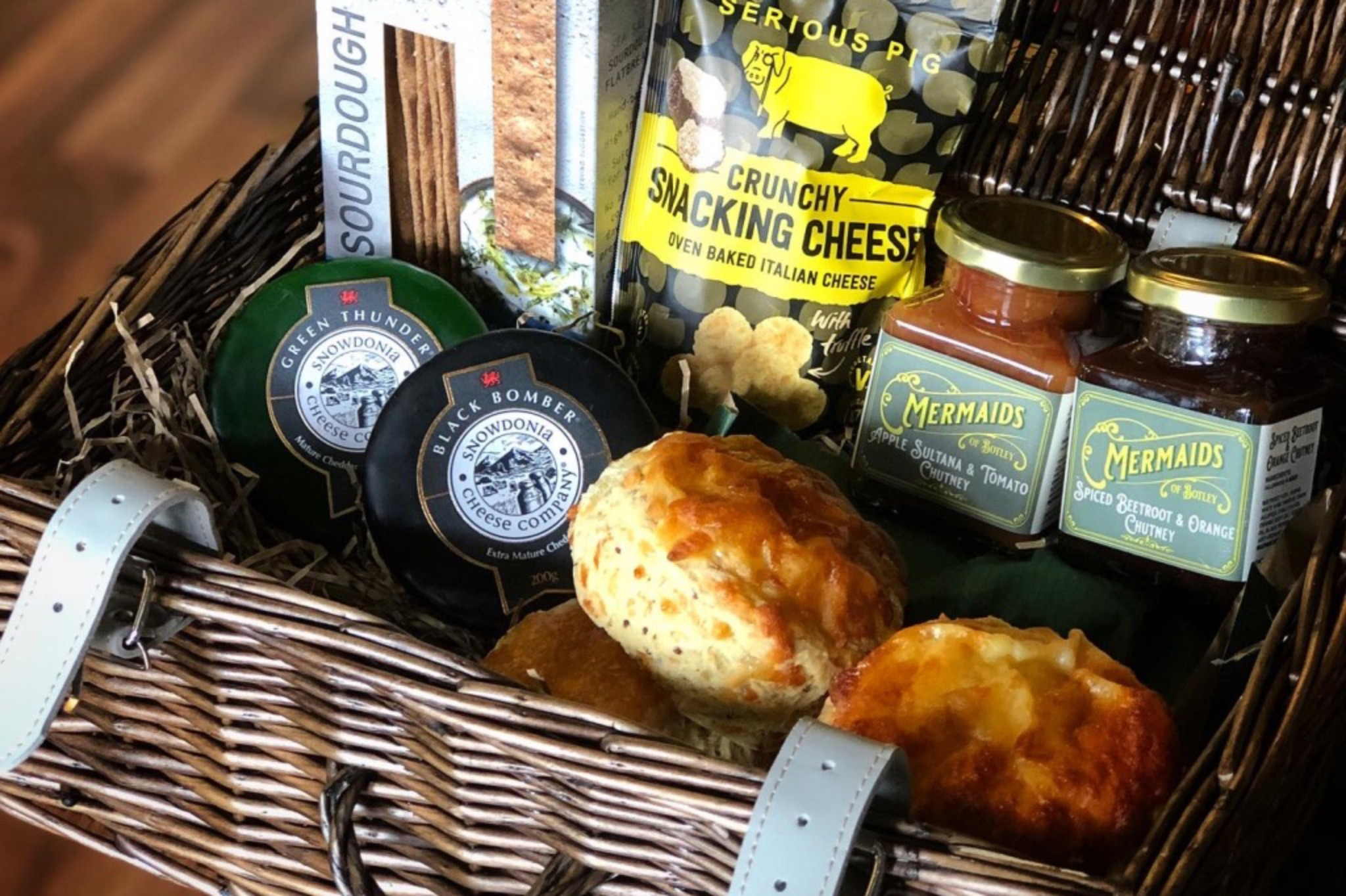 Hampers & graze boxes