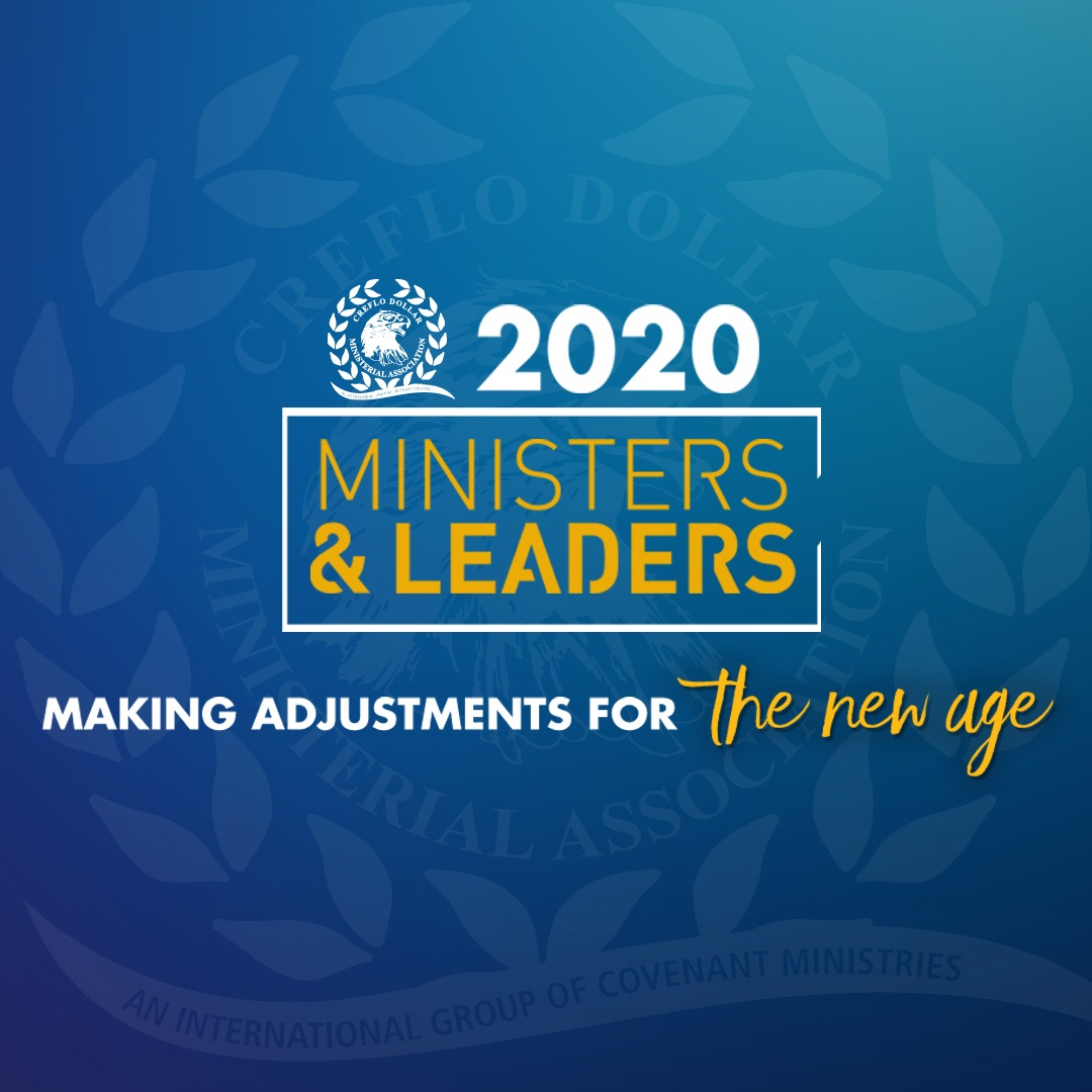2020 Ministers and Leaders Conference MP3s