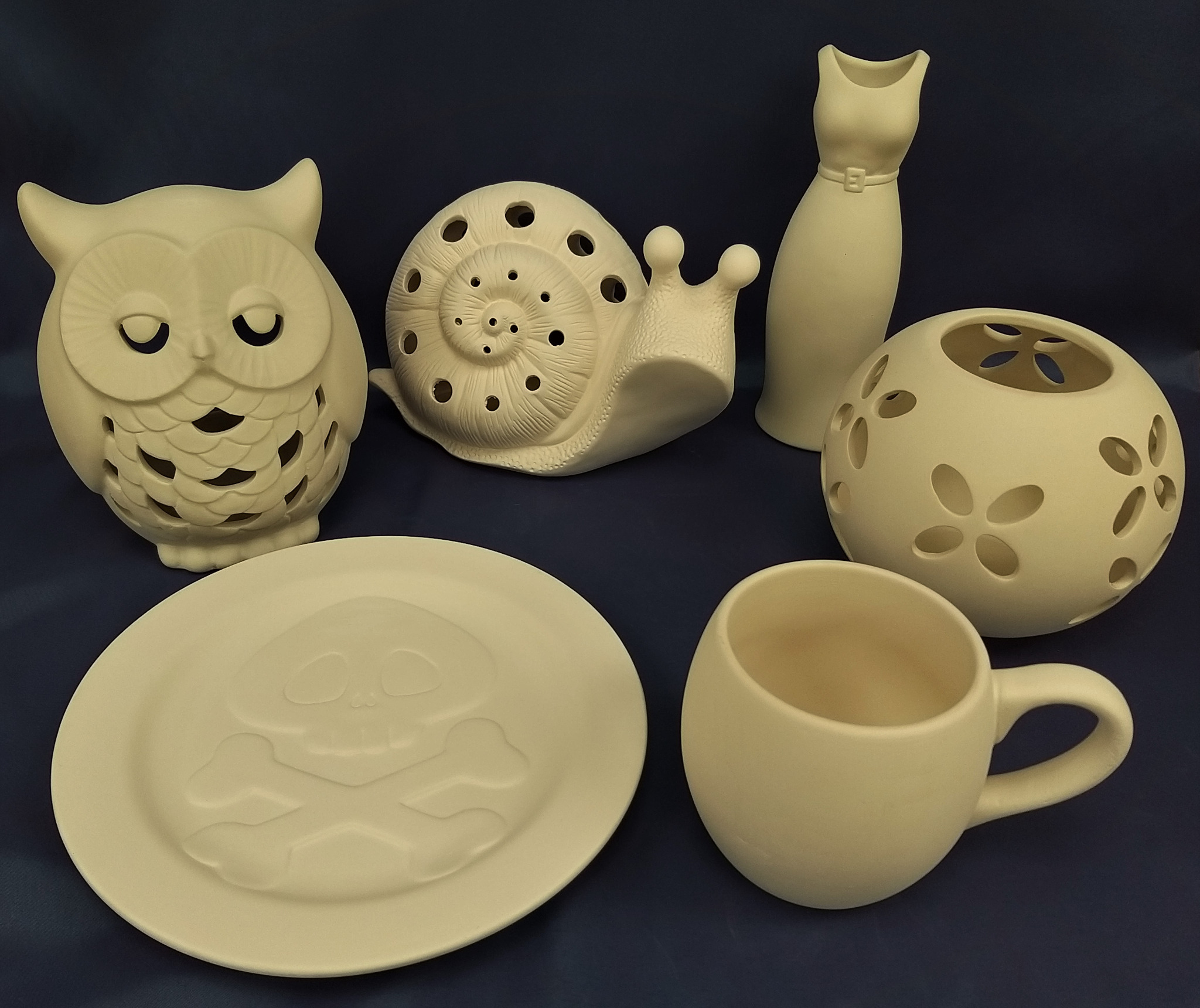 Home/Kitchen Ware and Other Items Best Fired