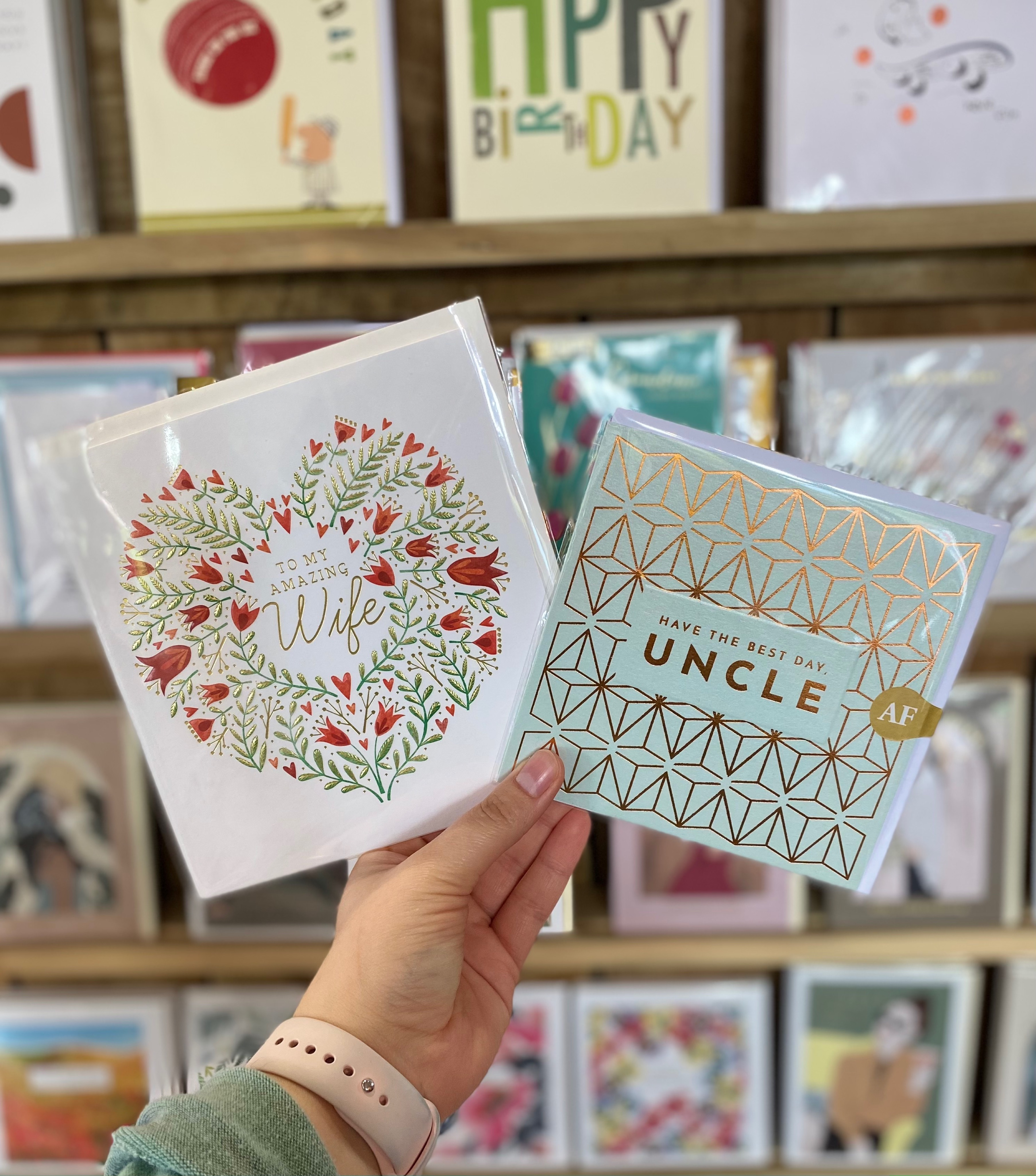 Cards For Relatives