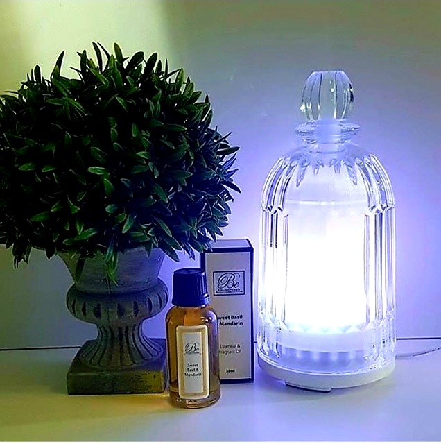 Glass Diffusers & Essential Oils