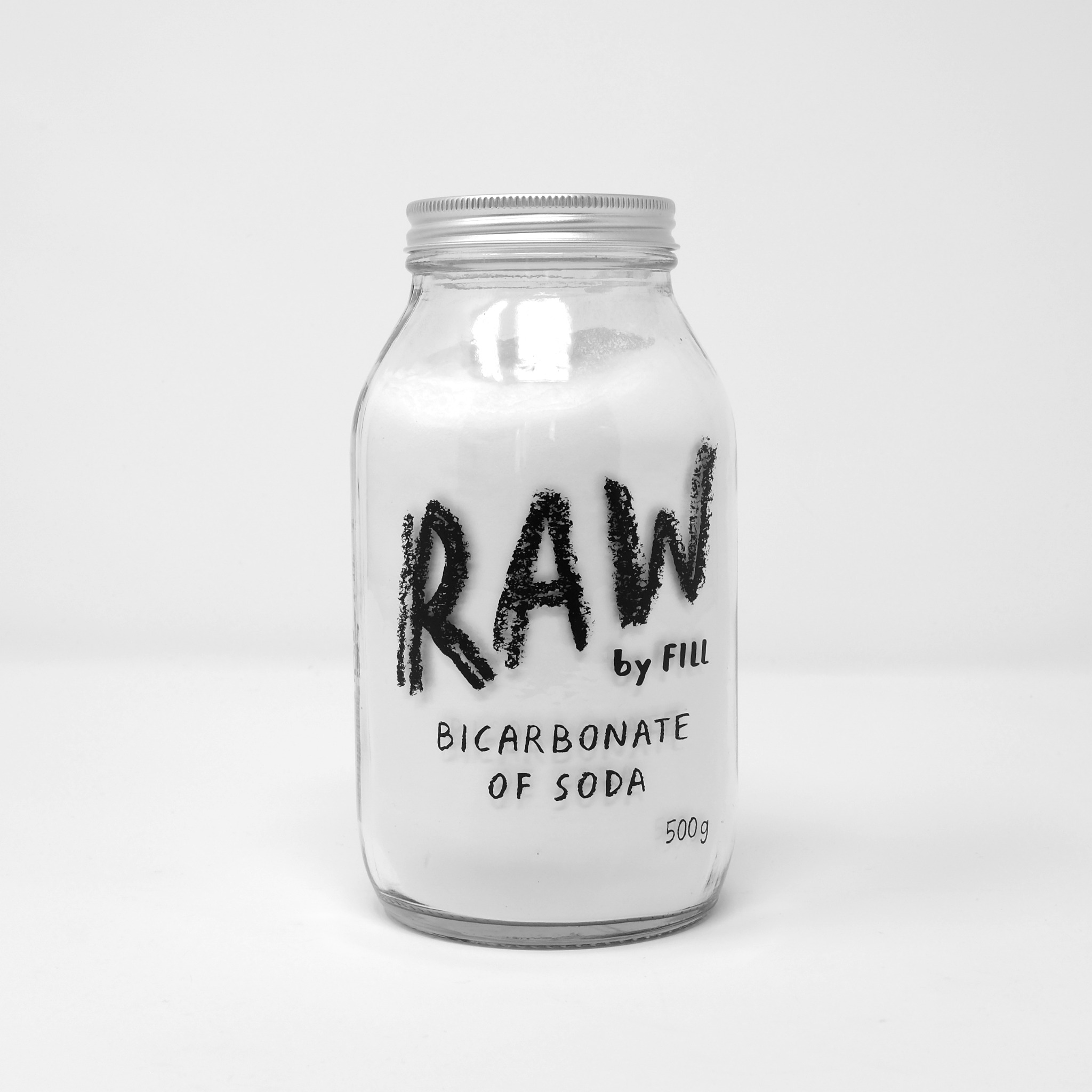 Raw ingredients MAKE YOUR OWN