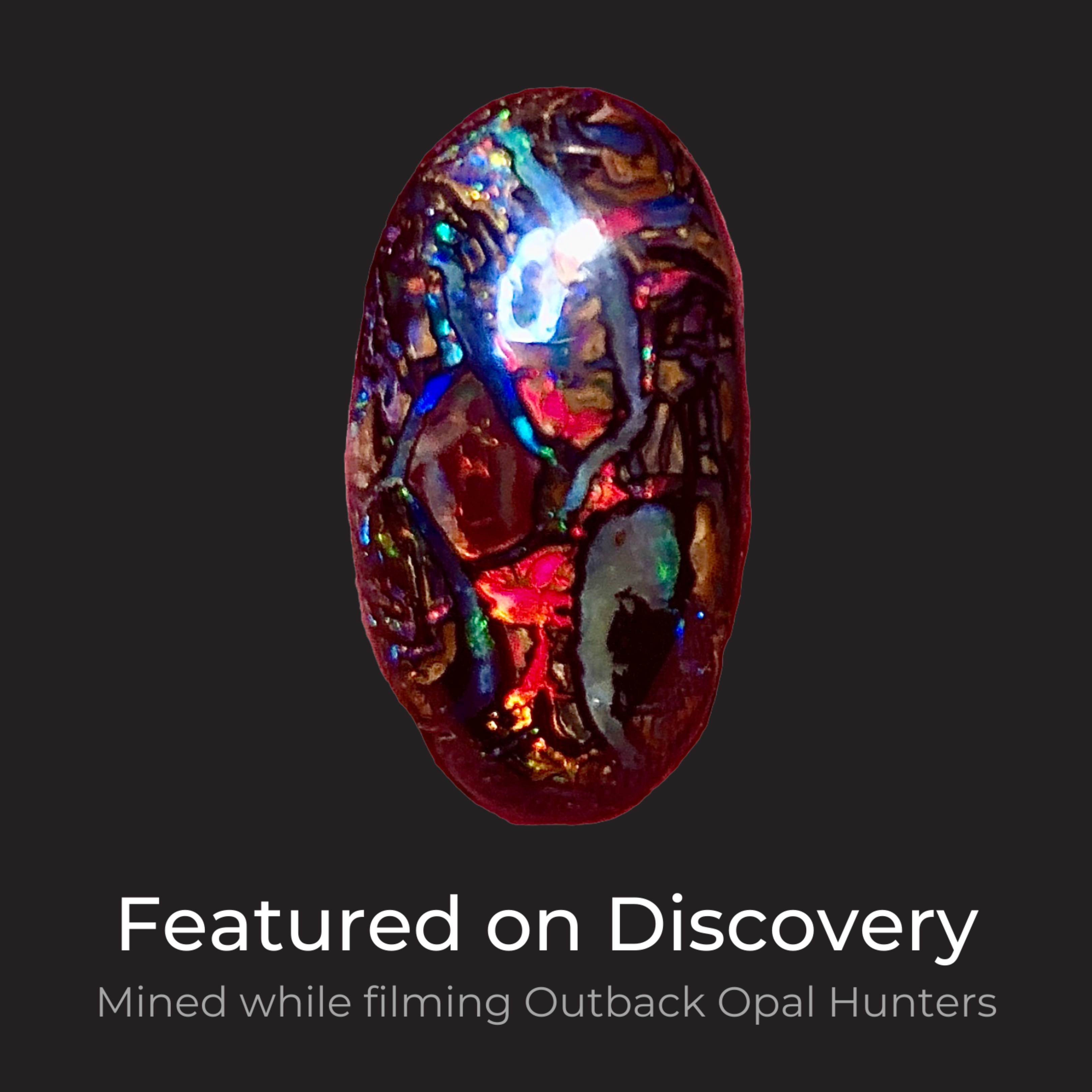 FEATURED ON DISCOVERY