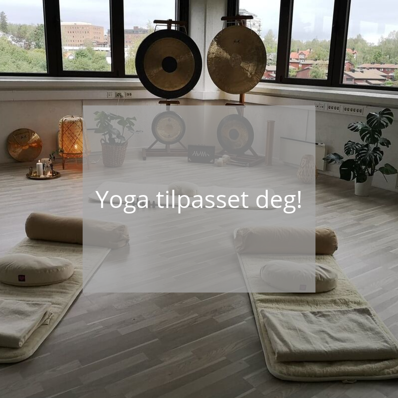 12. Privattimer i Yoga og Pilates