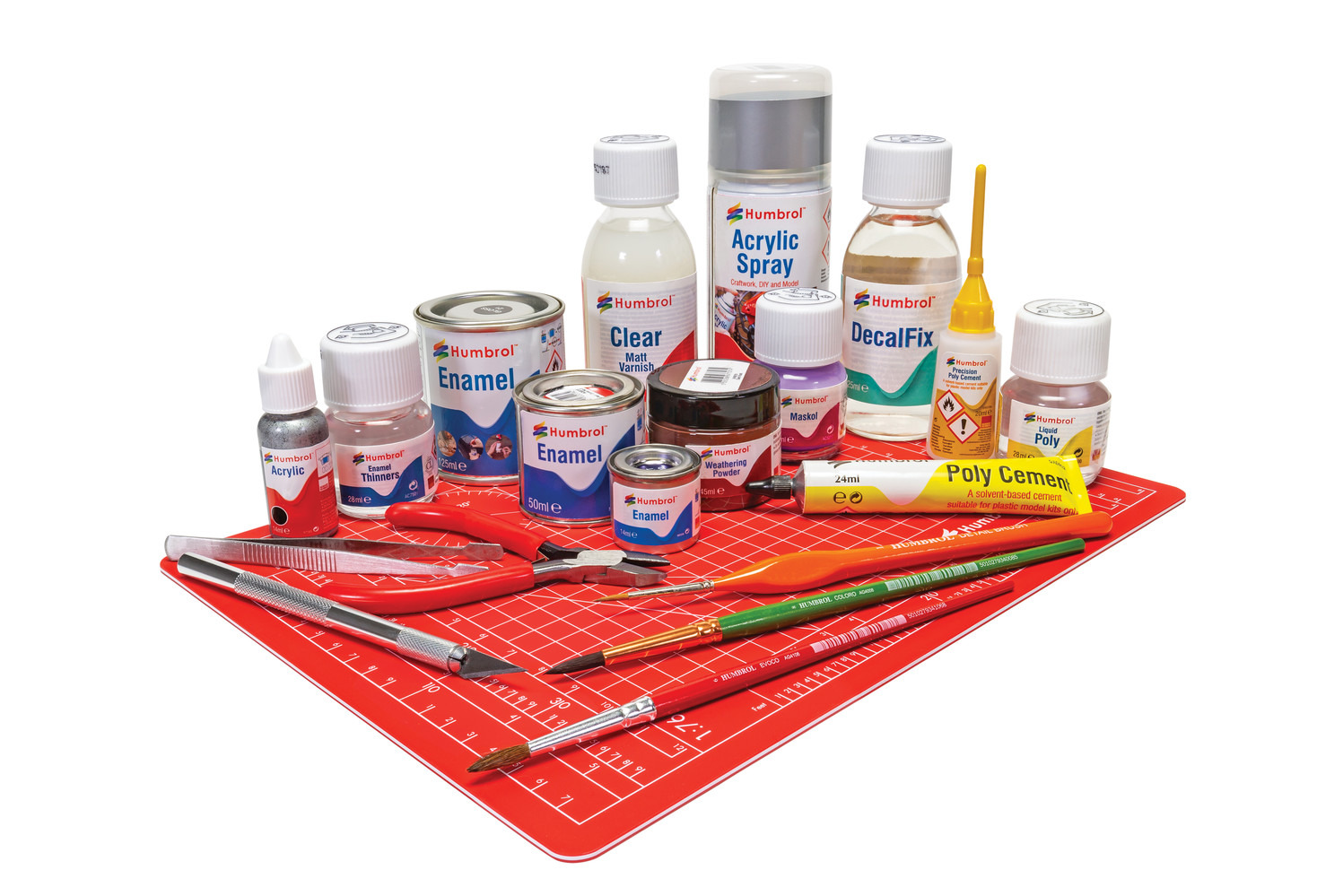 Adhesives, Brushes, Fillers & Other Accessories