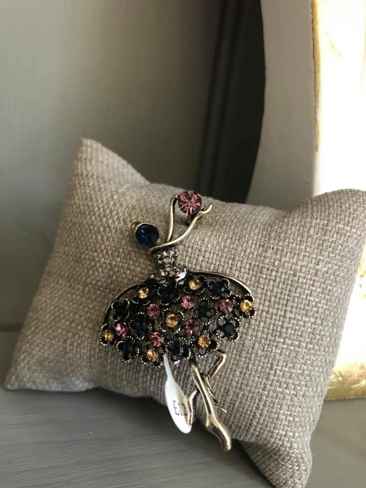 Just Jules Brooches