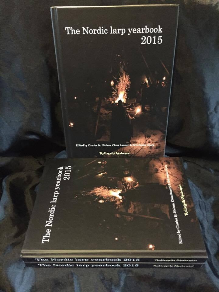 The Nordic Larp Yearbook 2015