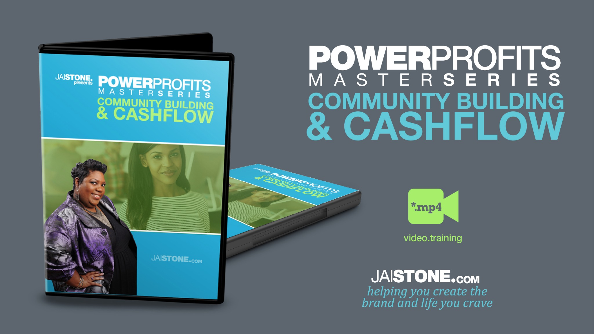 Power Profits MasterSeries: Community Building & Cashflow