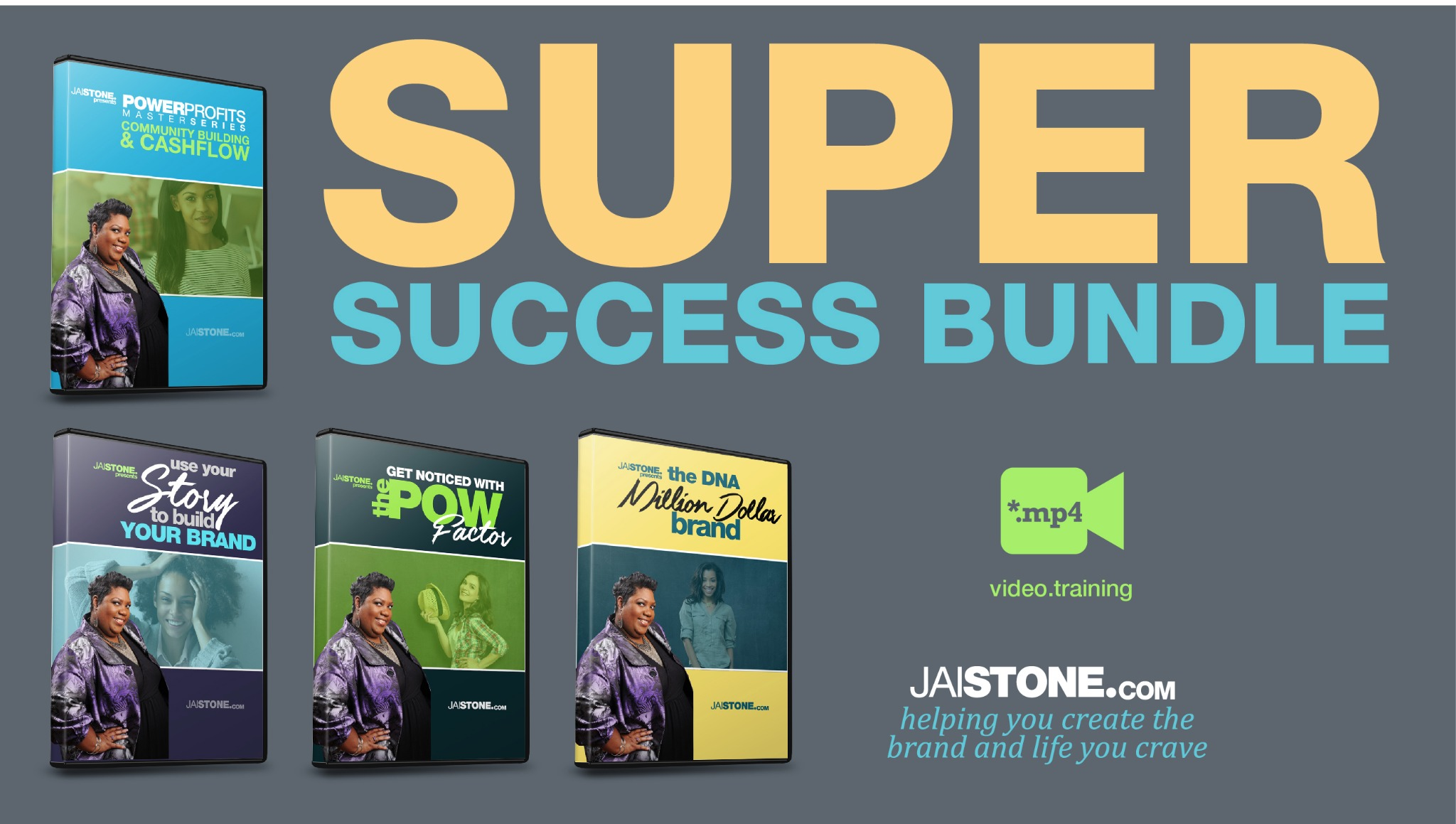 4 Pack Super Saver Success Bundle
