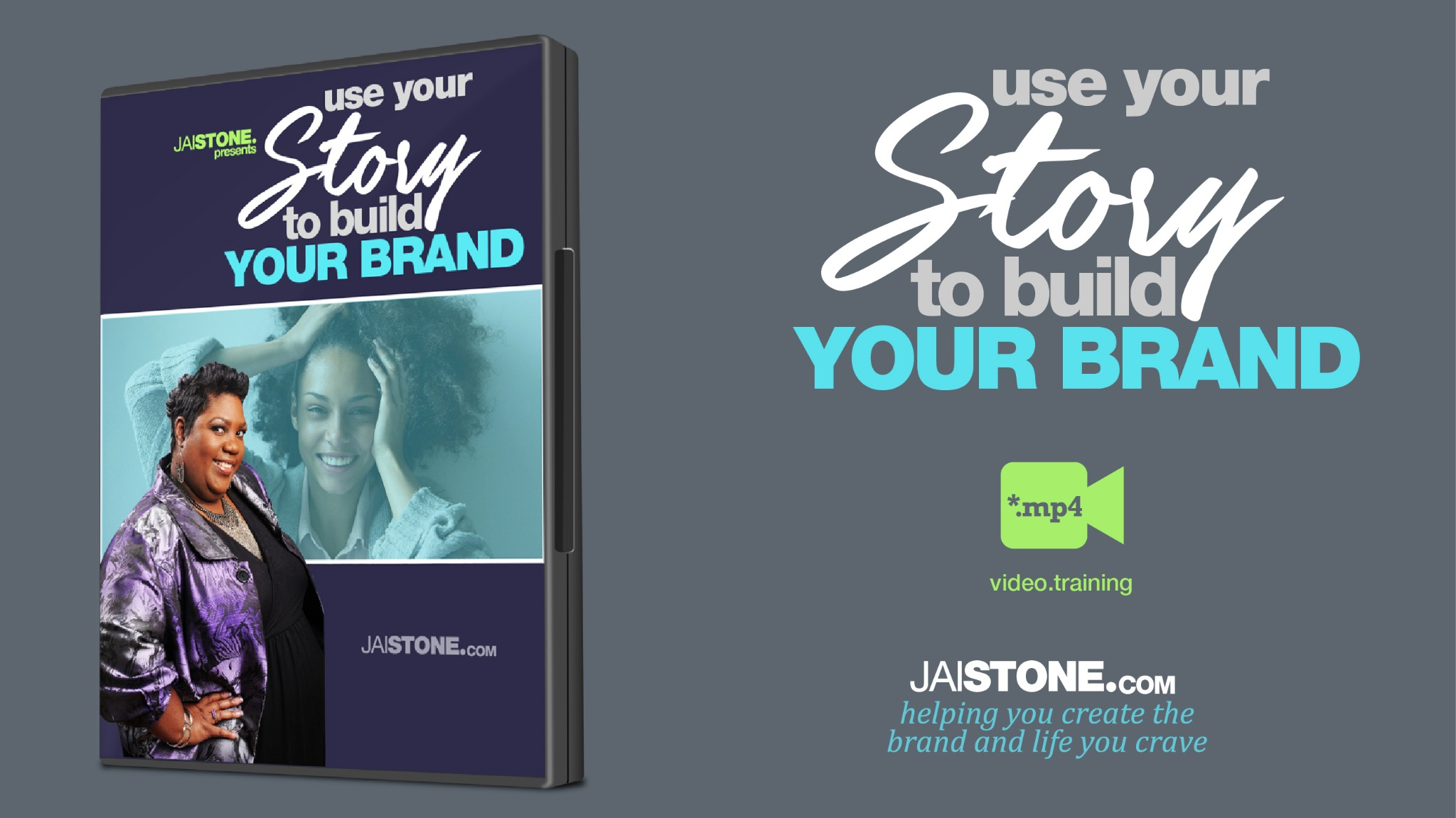 Use Your Story To Build Your Brand (Video Replay)