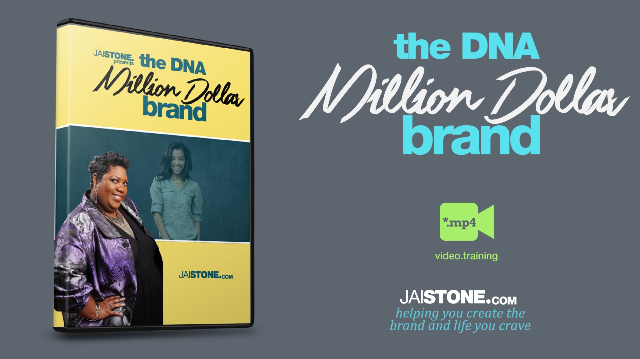 The DNA Of A Million Dollar Brand (Video Training)