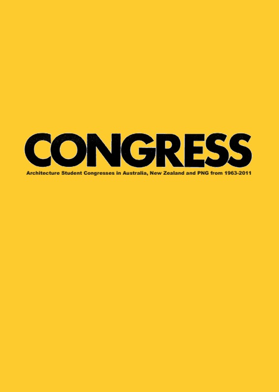 Congress Book 1963 - 2011