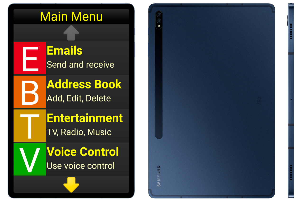 Synapptic Gold-12 Standard Tablet package (2021)