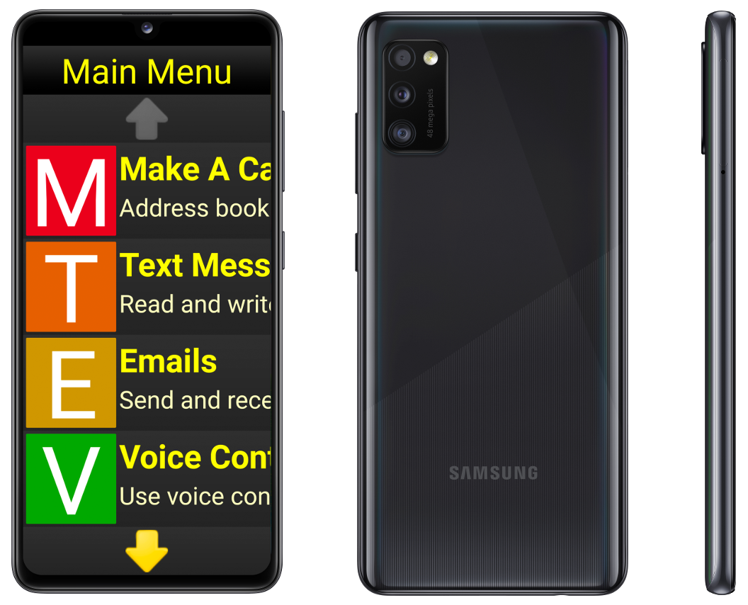 Synapptic Silver-10 Phone package (2021)
