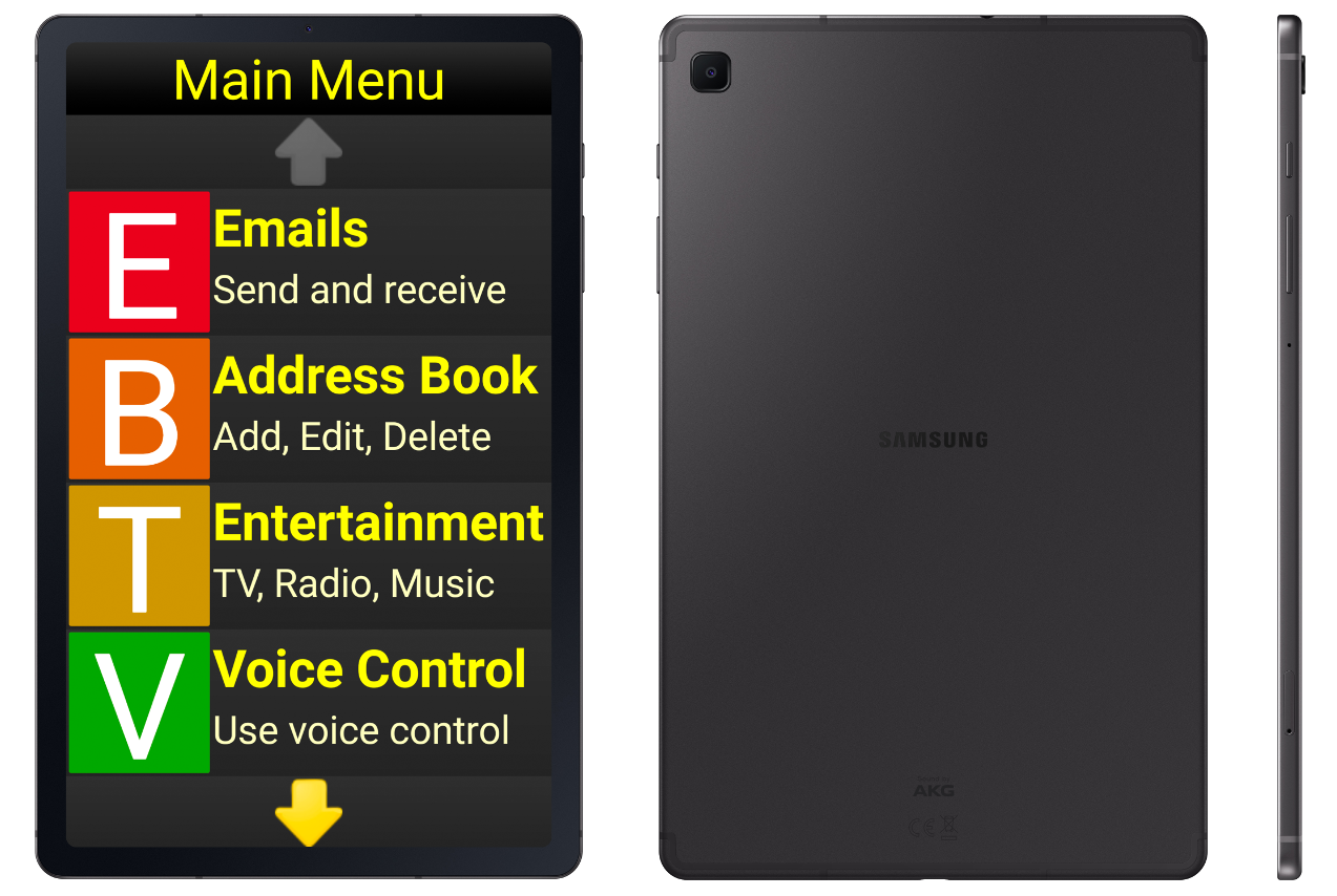 Synapptic Gold-10 Standard Tablet package (2021)