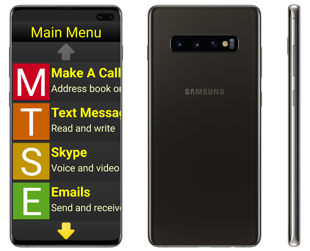 Synapptic Gold 30 Phone package