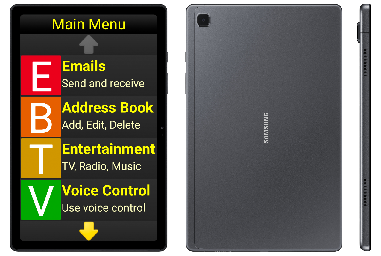 Synapptic Silver-10 Standard Tablet package (2021)