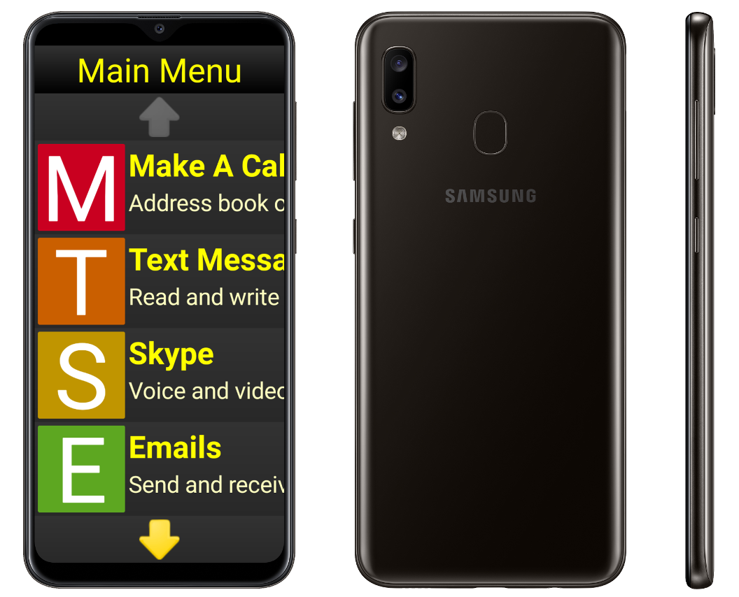 Synapptic Bronze 20 Phone package