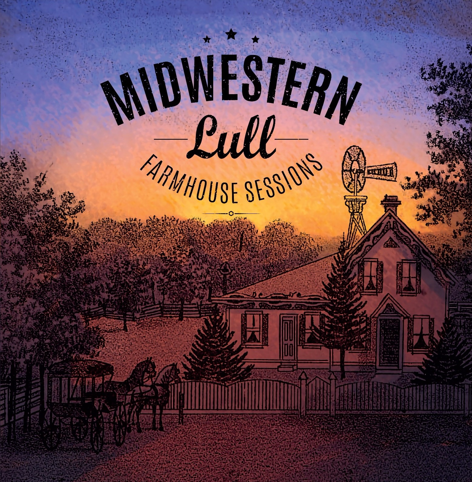 Midwestern Lull-Farmhouse Sessions-44.1 khz/16-bit CD Quality