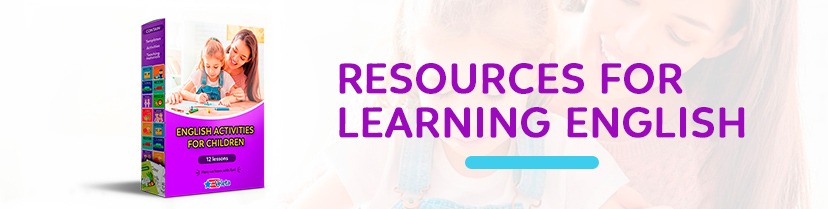 Resources for learning English