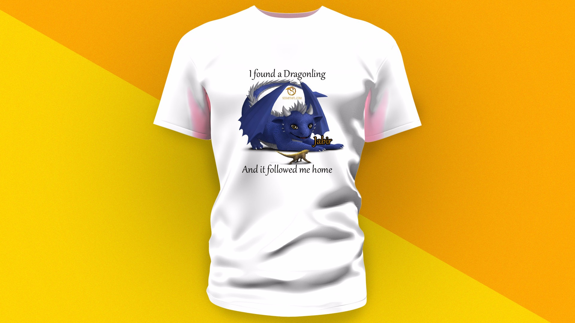 Personalized Dragonling T-Shirts