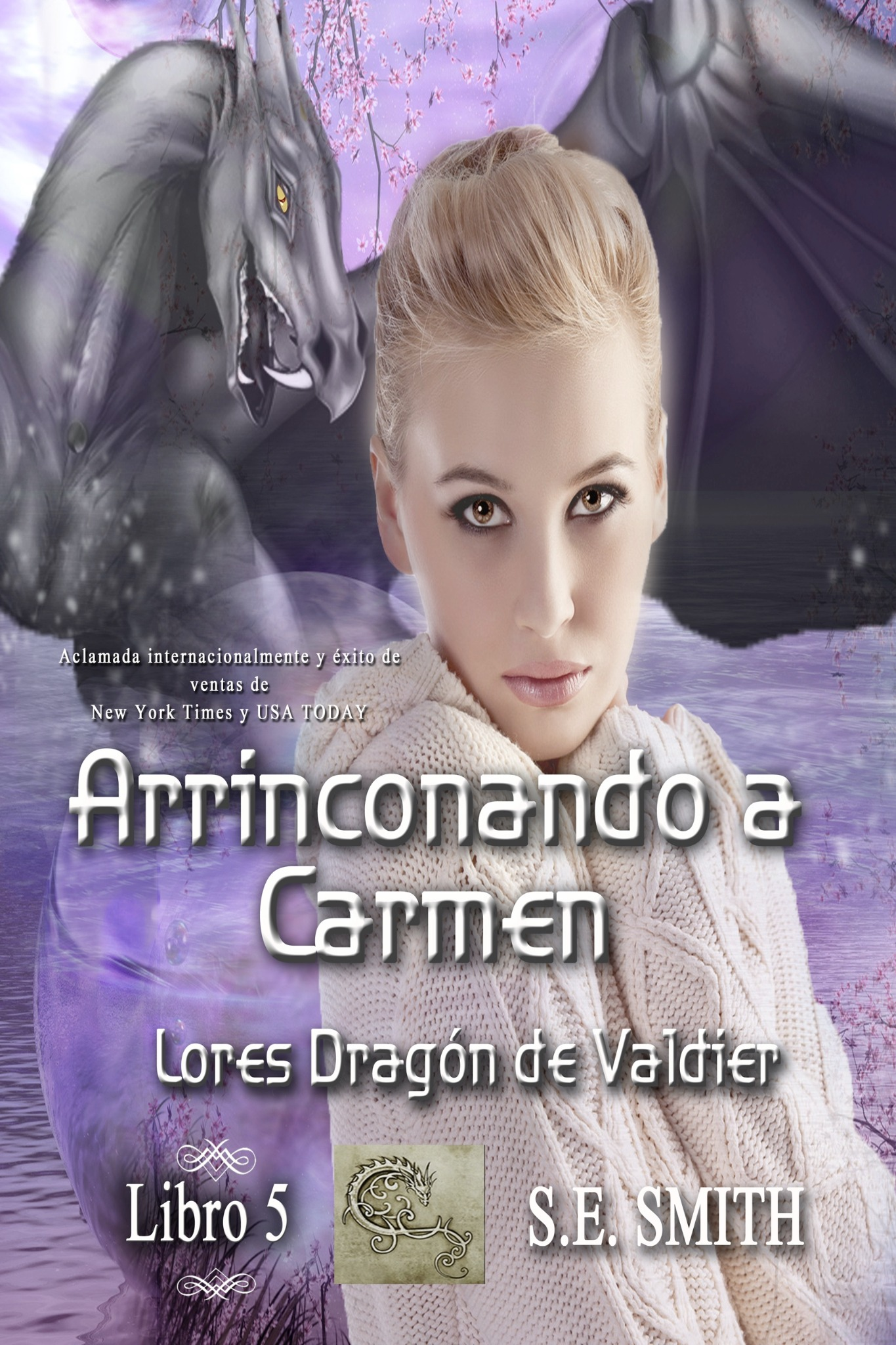 Arrinconando a Carmen:  Lores Dragón de Valdier, Libro 5 (ebook: Kindle y epub)