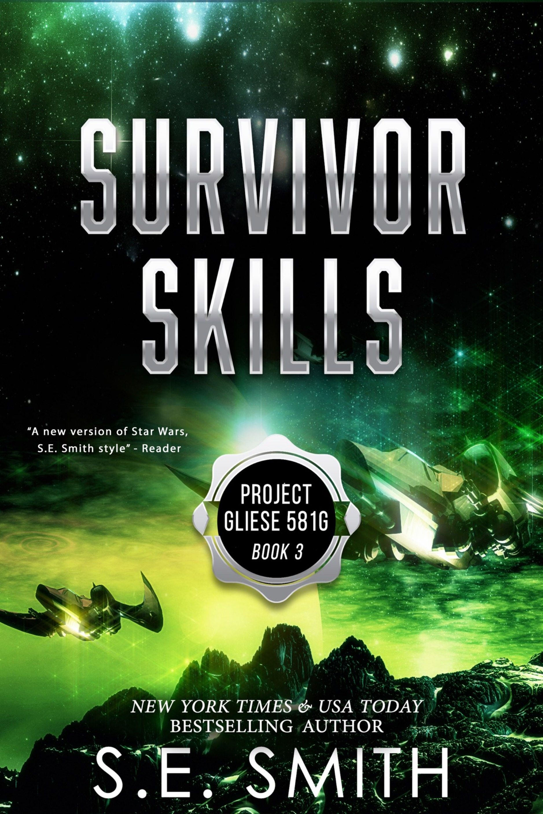 Survivor Skills: Project Glieses 581g (Ebook: Kindle and epub)