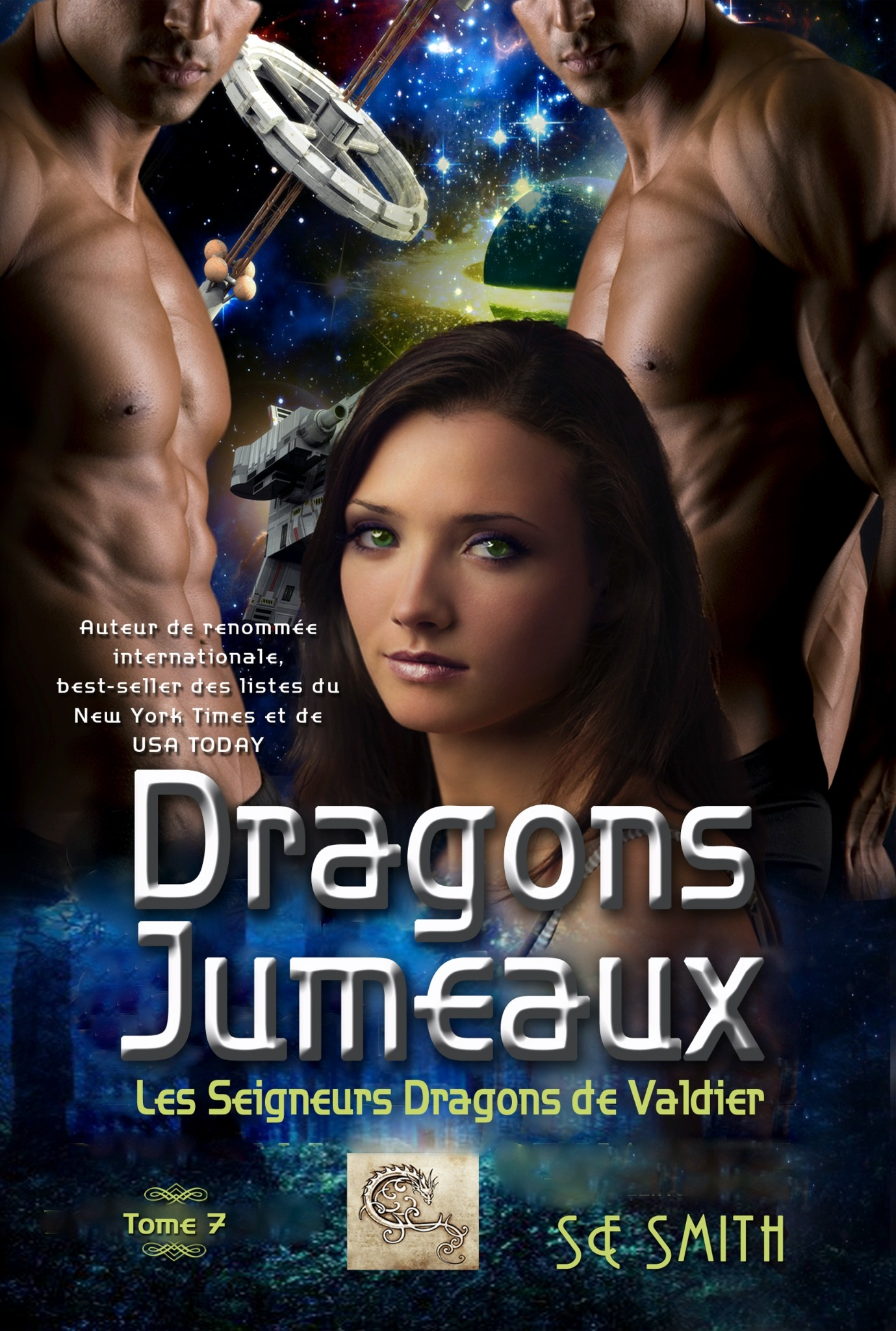 Dragons Jumeaux  Series:  Les Seigneurs Dragons de Valdier tome 7 (ebook: Kindle et epub)