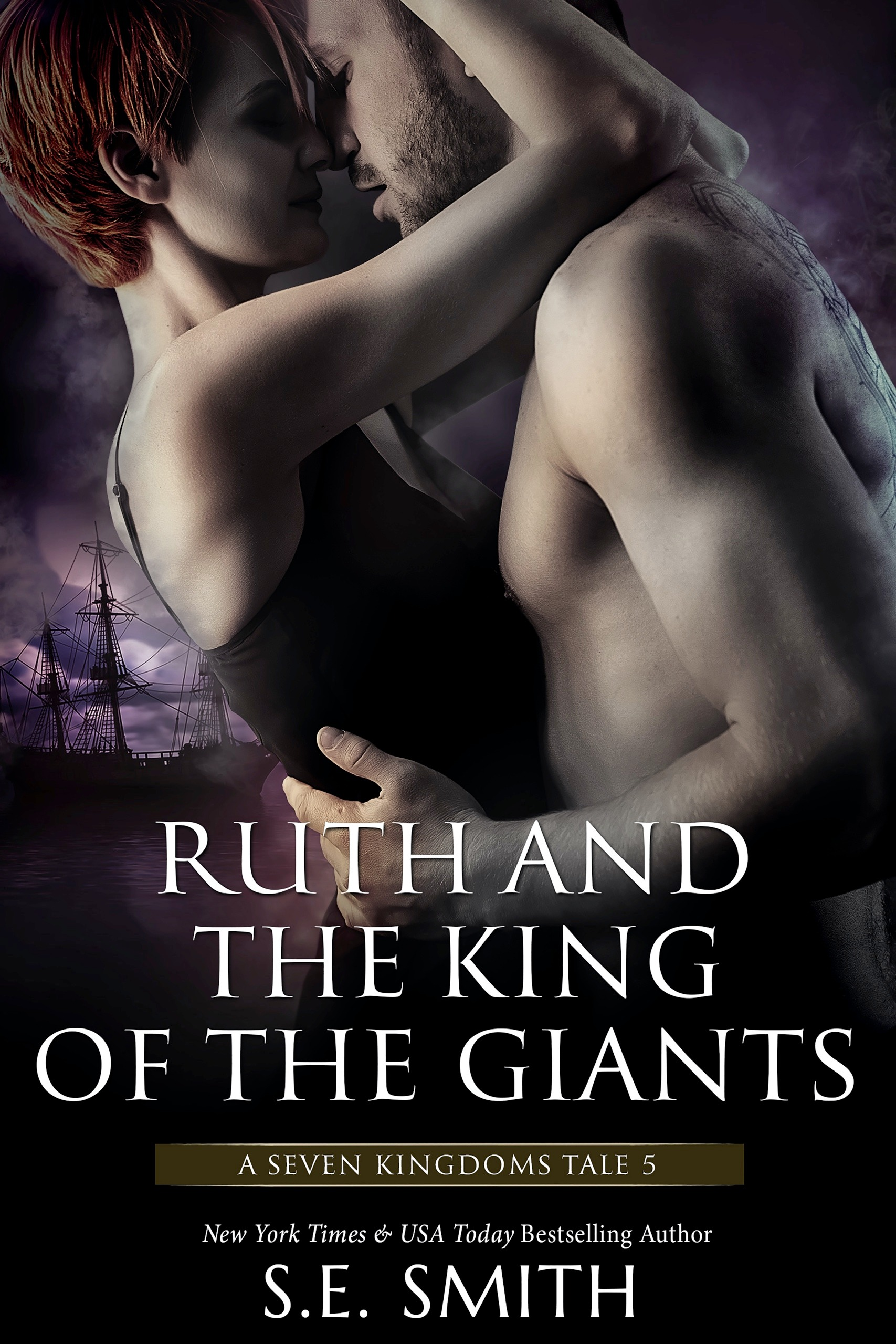 Ruth and the King of the Giants: A Seven Kingdoms Tale 5 (ebook: Kindle and epub)