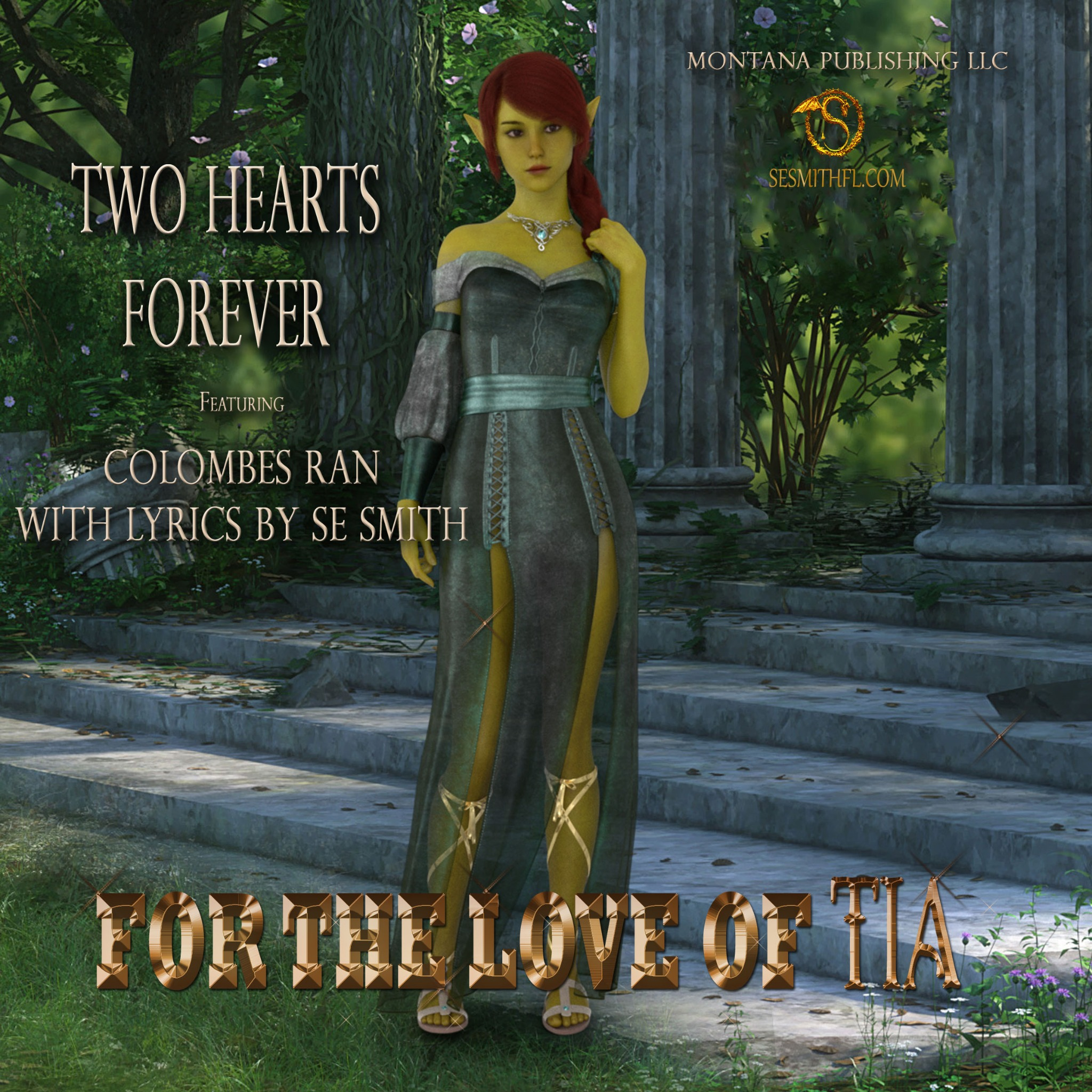 Two Hearts Forever featuring ColombeS Ran; lyrics by SE Smith; Melody by Marvin Focken