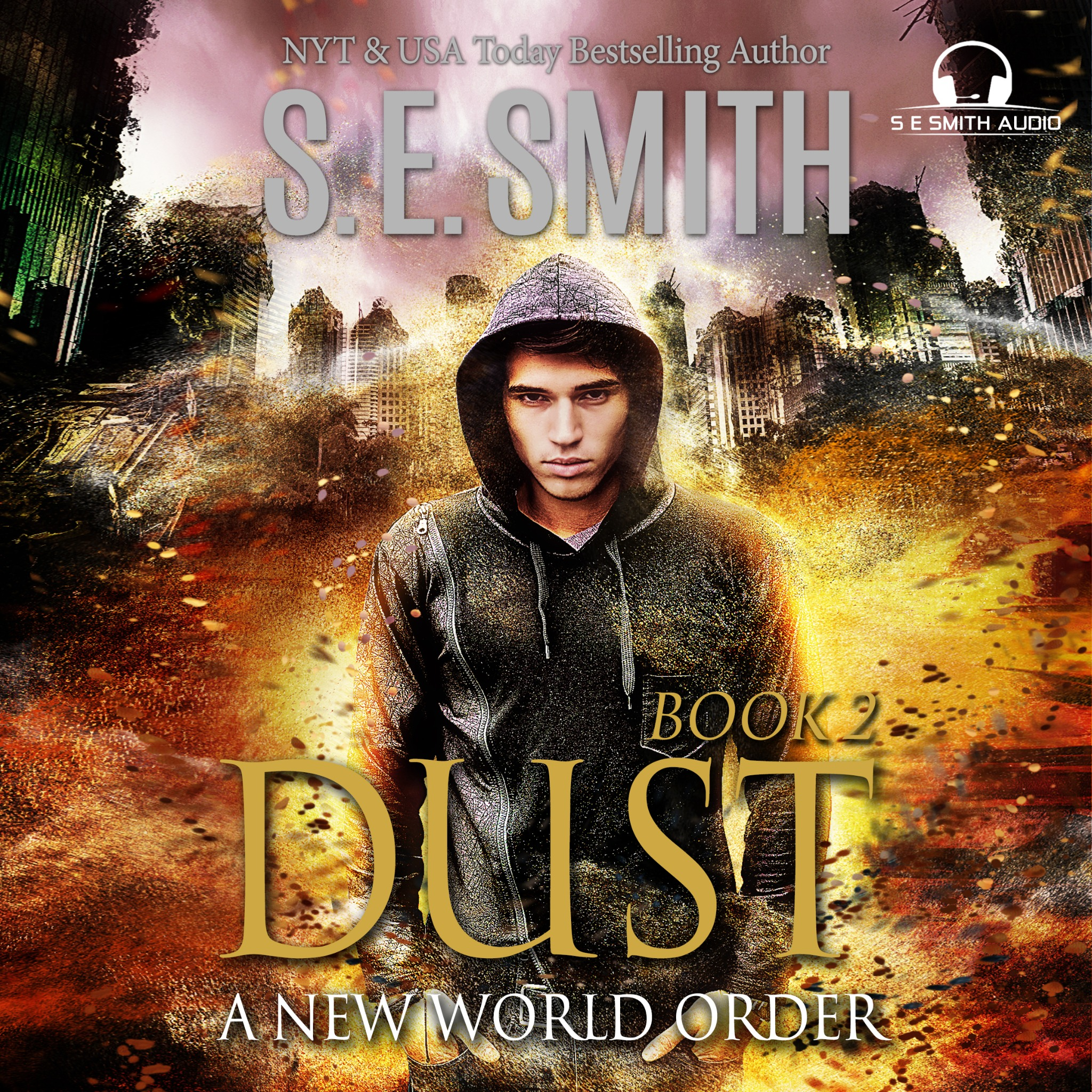 Dust: A New World Order: Book 2 (The Dust Series) (Audiobook CD)