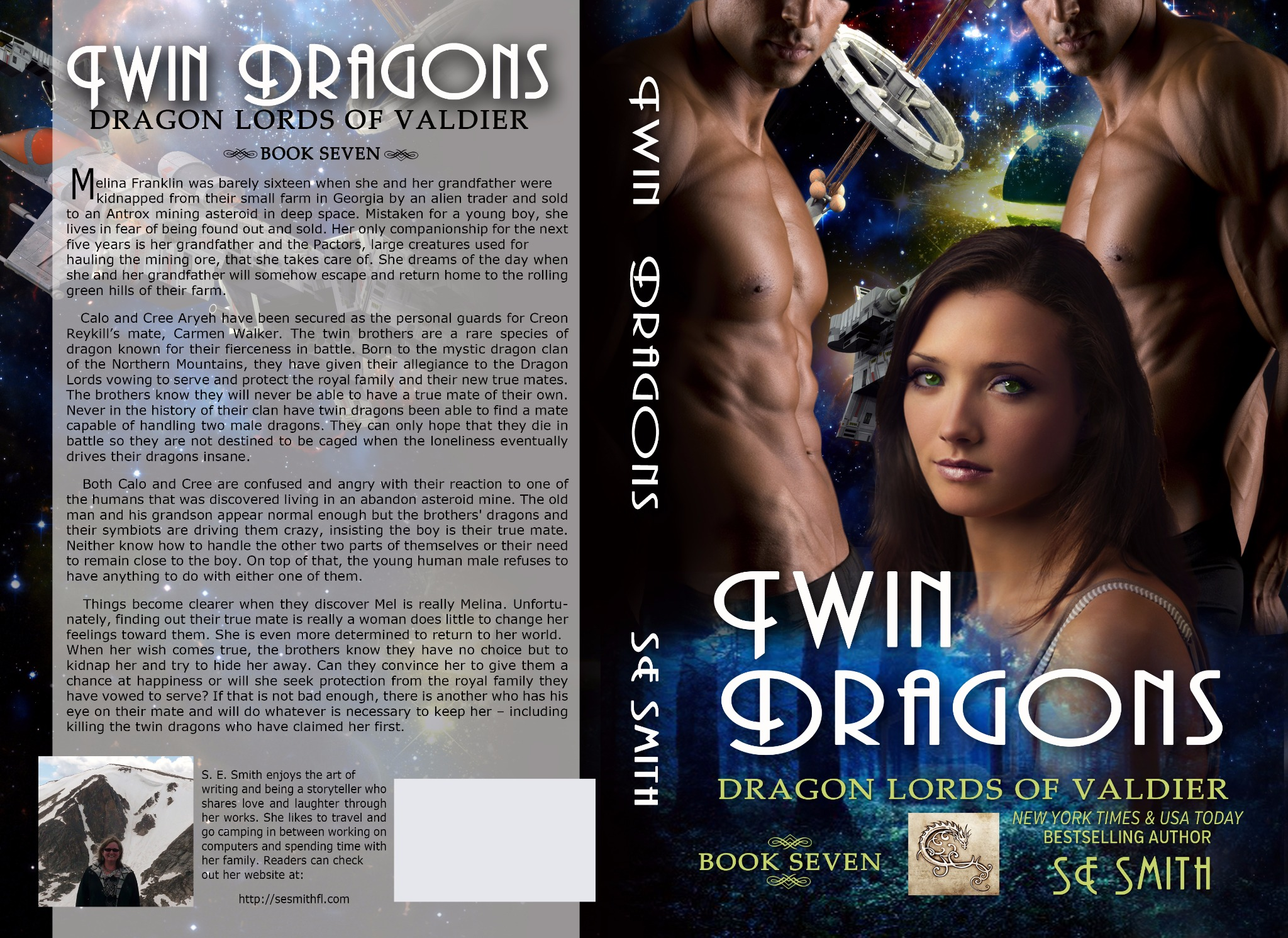 Twin Dragons: Dragon Lords of Valdier Book 7 (Paperback)