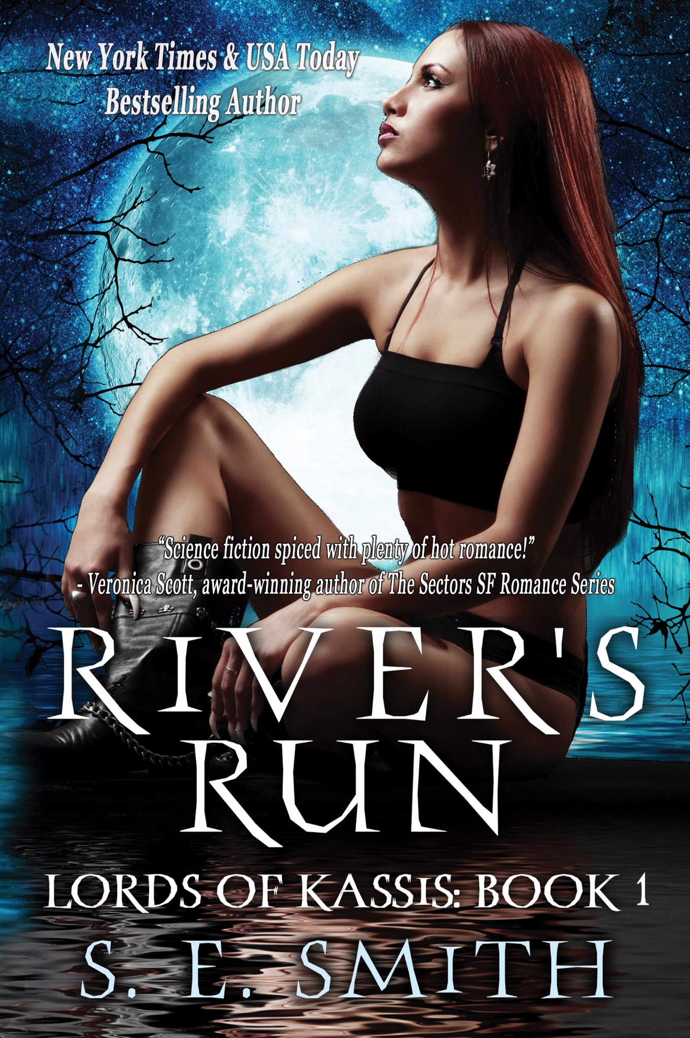 River's Run: Lords of Kassis Book 1 (Paperback)