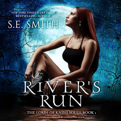 River's Run: Lords of Kassis Book 1 (Audiobok CD)