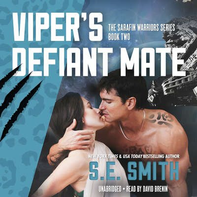 Viper's Defiant Mate: Sarafin Warriors Book 2 (Audiobook CD)