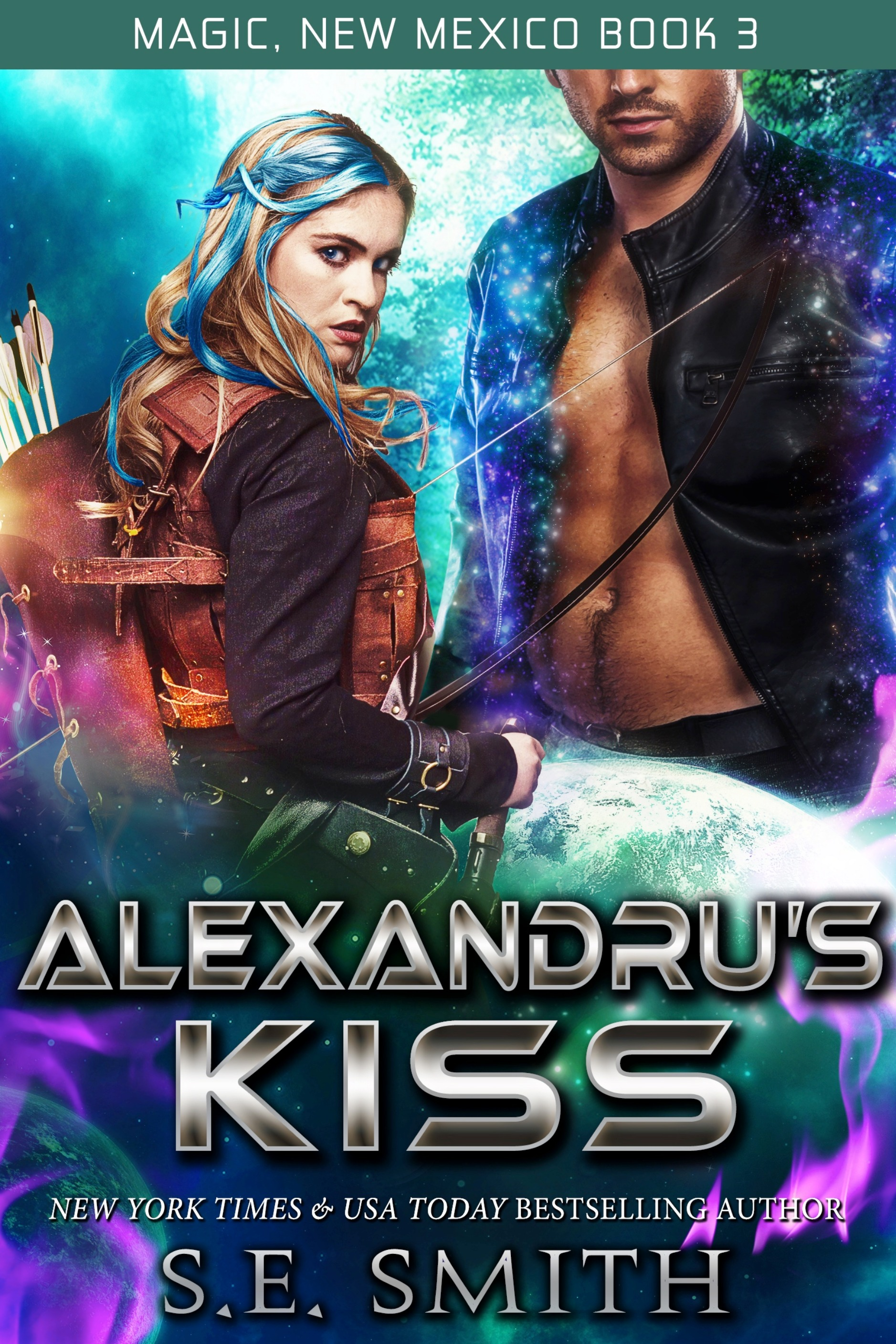 Alexandru's Kiss: Magic, New Mexico Book 3 (ebook: Kindle and epub)