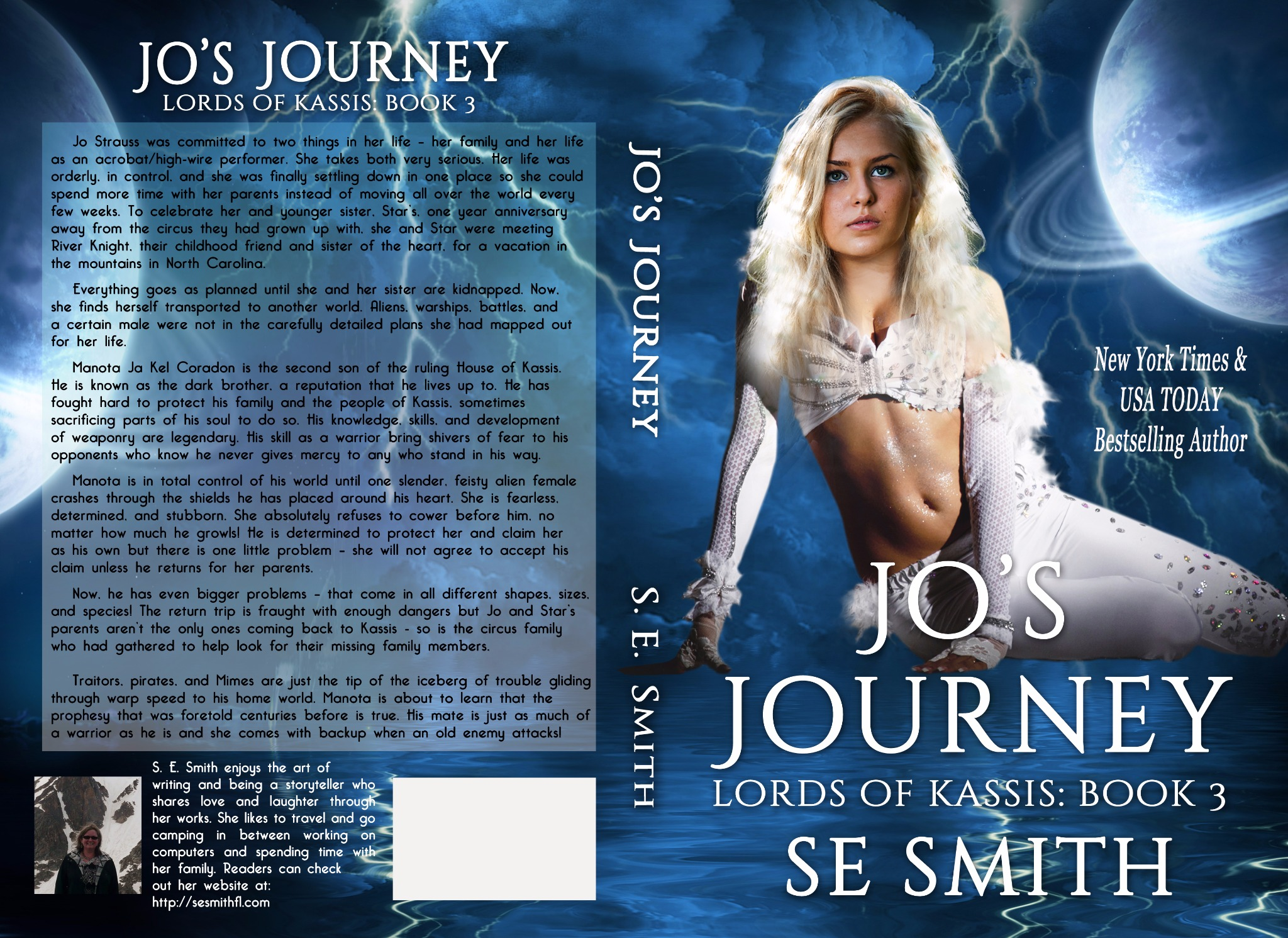 Jo's Journey: Lords of Kassis Book 3 (Paperback)