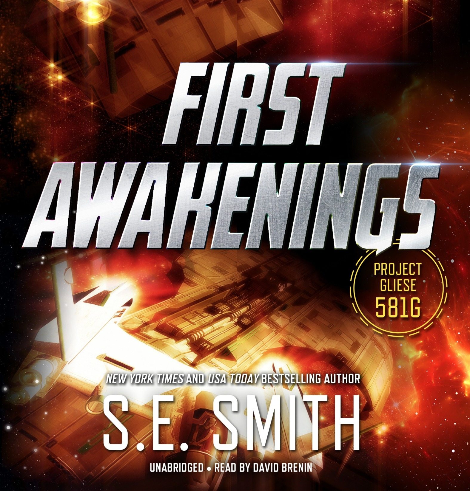 First Awakenings: Gliese 581g (Audiobook CD)