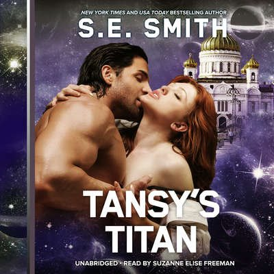 Tansy's Titan: Cosmos' Gateway Book 3 (Audiobook CD)